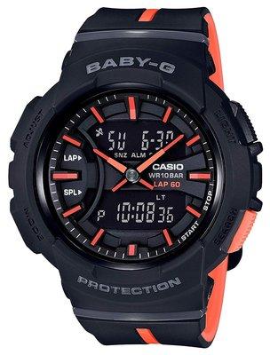 日本正版 CASIO 卡西歐 Baby-G BGA-240L-1AJF 女錶 女用 手錶 日本代購