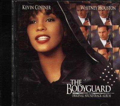 K - THE BODYGUARD 終極保標 WHITNEY HOUSTON - 日版 OST+1BONUS