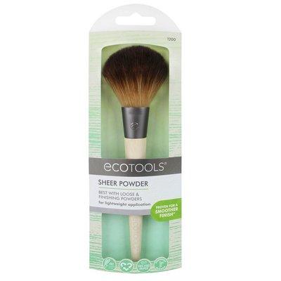 【愛來客 】美國直送 Ecotools Large powder Brush 1200# 腮紅刷蜜粉刷化妝刷