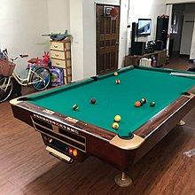 ☆╮☆中古撞球台.亞力士 AILEEX國際標準花式撞球檯(廉售10000)(營業專用的撞球桌)☆╮☆