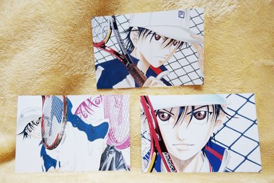 THE PRINCE OF TENNIS〈9 POST CARDS+2 MINI FILES SET〉come from JAPAN 包郵費