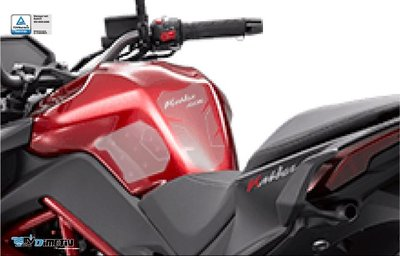 【R.S MOTO】KYMCO K-RIDER 400 Krider 透明款式 油箱貼 保護貼 防刮貼 DMV