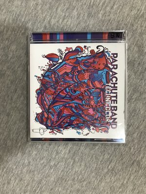 Parachute Band Technicolor CD+DVD