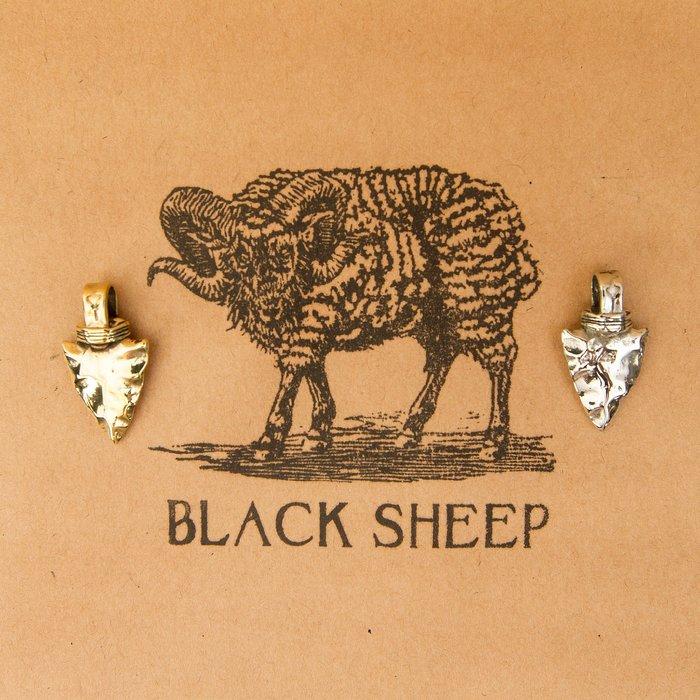 黑羊選物 黃銅 箭矢鑰匙圈 白銅 兩色可選 實心手感扎實 潮流小物 送禮 老味 復古 重機 養牛