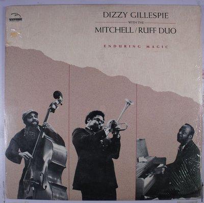 《二手美版黑膠》Dizzy Gillespie With The Mitchell-Ruff Duo - Enduri