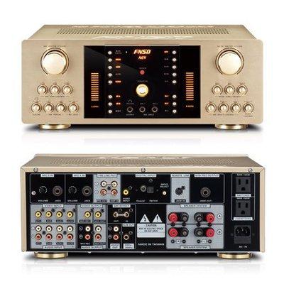【昌明視聽】FNSD 華成 A6V 擴大機  卡拉OK 數位迴音 多功能混音 歡迎議價 C