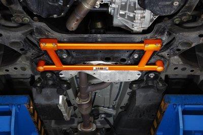 @沙鹿阿吐@ 豐田 TOYOTA PREVIA 3.5/2.4 改裝 SUMMIT 合金鋼前下井字拉桿.強化底盤拉桿套件