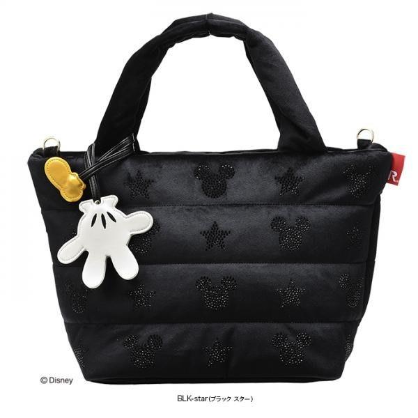代購現貨 日本ROOTOTE&Disney 聯名  90週年米奇手提包