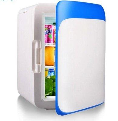 車載小冰箱迷你微型家用單門式制冷藏櫃學生宿舍10L冷暖箱 YTL