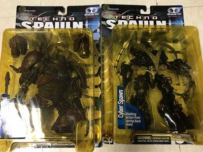 全新 McFarlane Toys SPAWN Series 15 2隻 Marvel Hot Toys