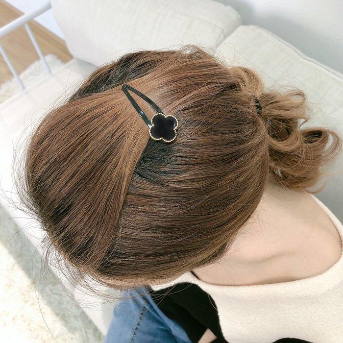 右米雅碎髮髮夾頂夾劉海卡一字夾女前額韓國邊夾小號髮卡夾子頭飾頂夾