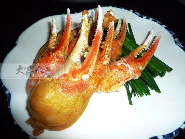【大昇水產】*新品獨賣*行家首選日本進口去殼熟凍松葉蟹螯