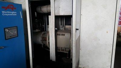 復盛-300HP 螺旋式空壓機