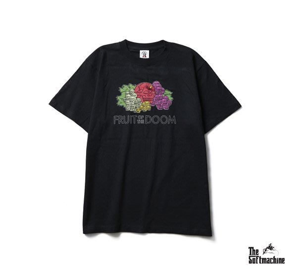 GOODFORIT / 日本Softmachine TOXIN-T短袖上衣/兩色