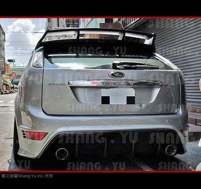 福特 FORD FOCUS MK2 RS 後保桿  2005 2006 2007 2008