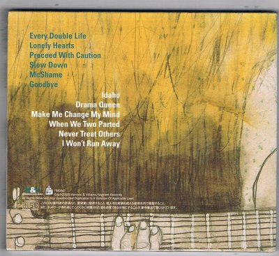 西洋CD-The New Amsterdams – Never You Mind   { VICP61189 }