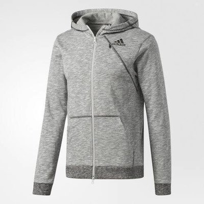 Look 鹿客 adidas ON-COURT 男 連帽外套 S96168