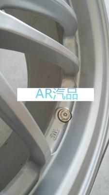 [AR汽品]拆式氣嘴 隱藏式氣嘴頭RAYS FIT ADVAN XXR WORK  OZ SSR DATA BMW