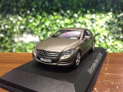 1/43 Norev Mercedes-Benz CLS 350 CGI 2011【MGM】