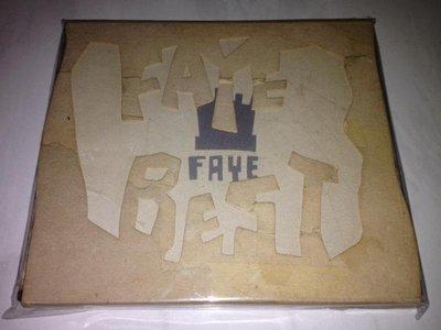 王菲 Faye Wong 1994 最菲 精選輯 Faye Best 新藝寶 香港紙盒版 專輯 CD 容易受傷的女人