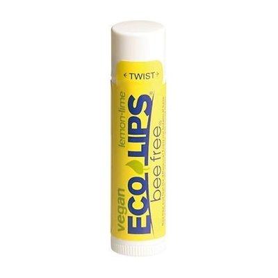 Eco Lips 有機護唇膏 – Bee Free (Vegan) 素食, 檸檬味(有效期:2022.03.03)