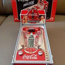 Coca-Cola pinball machine musical bank 可口可樂 音樂錢箱 彈珠機