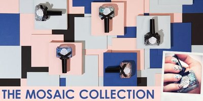 [depoint] Ciate 2014 大亮片馬賽克風   Mosaic Collection New Arrival