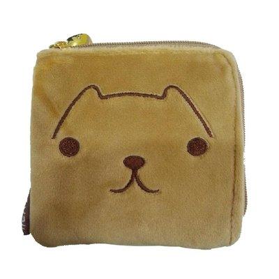 4165本通 板橋店 kapibarasa 臉型 L型 零錢包 -水豚君 4713696760900