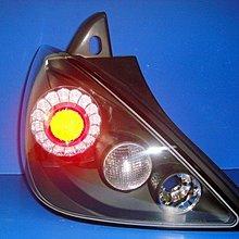 小亞車燈╠ 現貨供應 全新 日產 TIIDA 5D 5門 款 黑框 LED 尾燈 3300