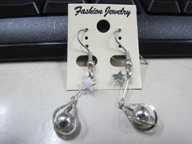 二手舖 NO.4477 時尚造型耳環 耳針 耳鉤 便宜賣 首飾飾品