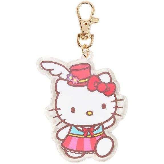 現貨  日本三麗鷗 HELLO KITTY馬戲團系列吊飾