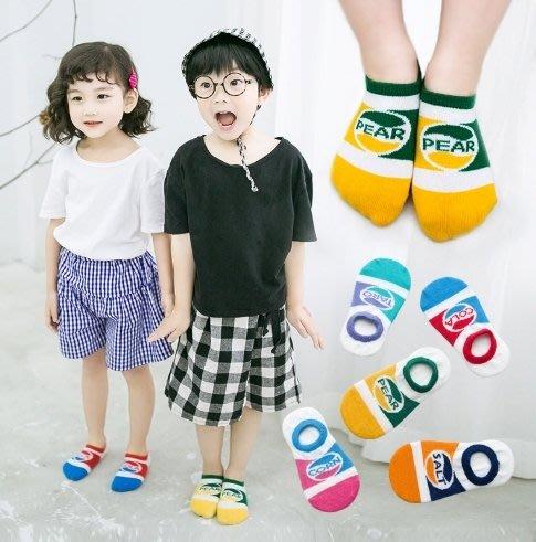 【小阿霏】兒童隱形襪一組5雙入 圓環罐頭船襪短襪子 男童女童寶寶中性襪 中小中大尺碼PA218