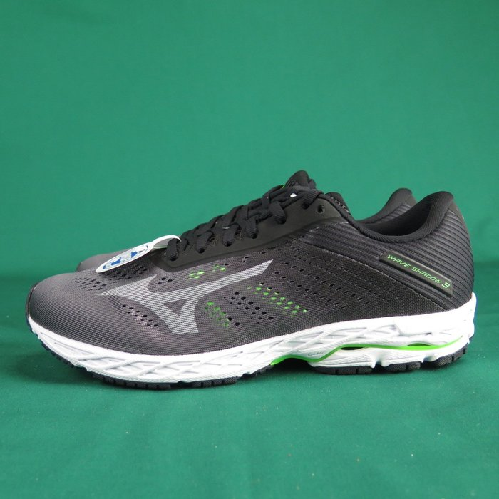 【iSport愛運動】 Mizuno WAVE SHADOW 3 WIDE 3 慢跑鞋 正品 J1GC192739 男款