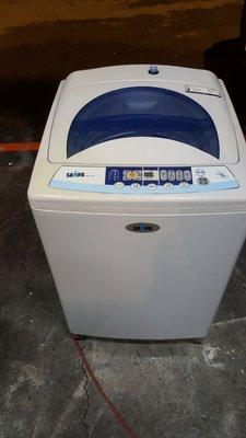 聲寶全自動10公斤洗衣機 3800保固