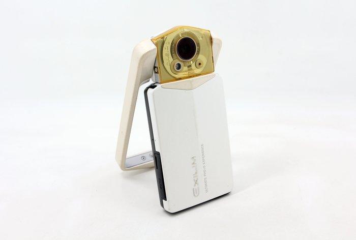【台中青蘋果】Casio TR-200 TR200 白 自拍神器 數位 相機  #02737