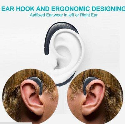 新款TPbreach骨傳導4.1運動身歷聲商務掛耳式耳機 無 痛佩戴單邊免提#5168