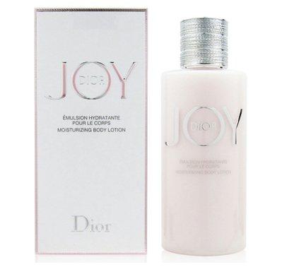 天使熊雜貨小舖~Dior 迪奧 JOY BY DIOR 香氛身體乳 200ml 全新現貨