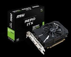 [電腦叢林資訊]-己拆封 微星 GTX 1050 Ti AERO 4G OC PCI-E 顯示卡 保固至2022-09