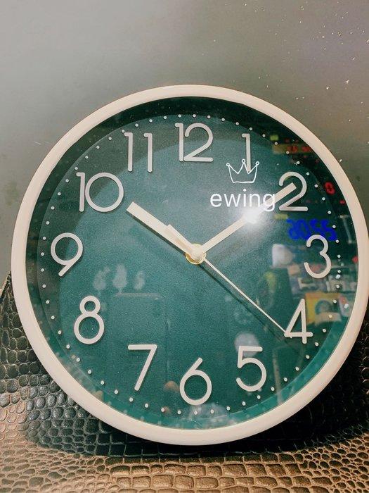 [靚錶閣]立體數字(靜音掃描)多彩時鐘