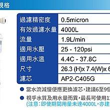 香港行貨 3M AP2-405G 濾芯 WT APP 65227066 AP2 405