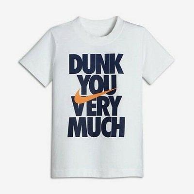 Nike 男童短T 尺寸7歲