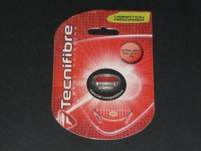 TECNIFIBRE 網球拍用避震膠 - 全新