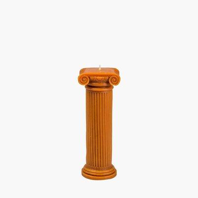DOIY Hestia Column Candle M Terracotta 羅馬柱-蠟燭M