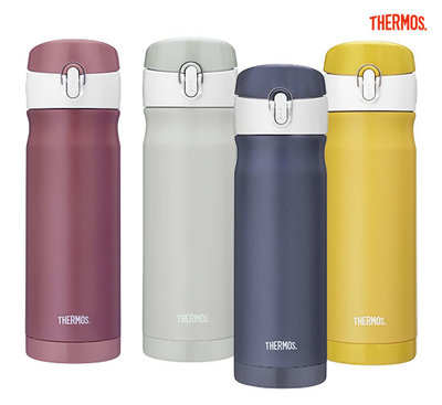THERMOS 膳魔師 不鏽鋼真空保溫瓶 500ml 保溫杯 JEWC-500 保冷瓶 0.5L