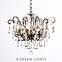 【DREAM LIGHTS】時尚鄉村風格水晶吊燈  Lo...