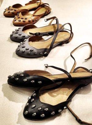 Kiito - Lovely March 骷髏鞋 ☆