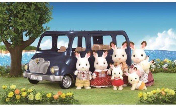 【阿LIN】27620A 休旅車 森林家族 Sylvanian families EP27620 ST安全玩具
