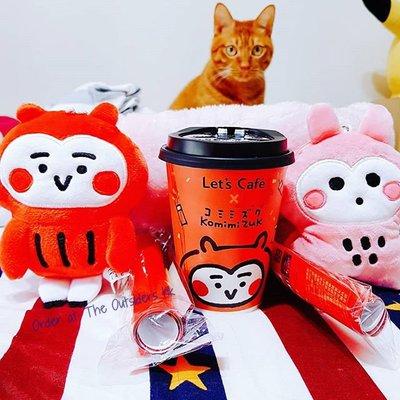 【預購台灣限定】卡娜赫拉的短耳貓頭鷹票卡夾/鑰匙零錢包 Kanahei Small animals P助公仔