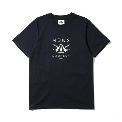 ☆AirRoom☆【現貨】2018SS MADNESS MDNS ARROW PRINT TEE 余文樂 短T