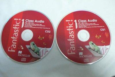 【彩虹小館T15】兒童CD~Fantastic!(CD1+CD2))~佳音英語